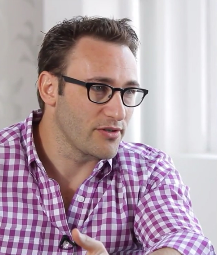 simon sinek post