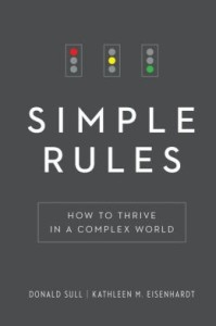 simple rules book