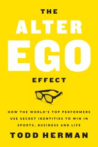 peak performance alter ego effect